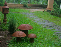 Cardamom Club - Eco friendly plantation resort at Thekkady in Kerala, India.